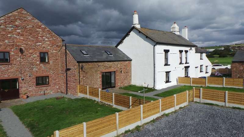 3 Bedrooms Farm House Character Property for sale in Farmhouse, 7 Kimberley Court, Bank Lane, Barrow. LA14 4QY