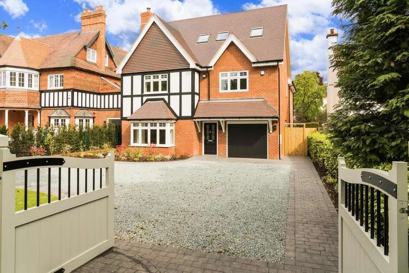 6 Bedrooms Detached House for sale in Meriden Road, Hampton In Arden