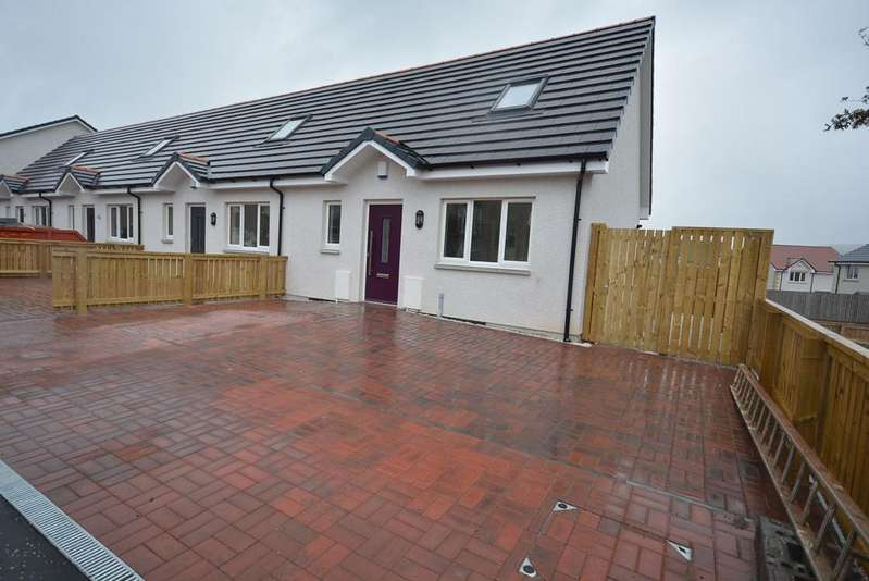 2 Bedrooms Terraced House for sale in Henrietta Street, Galston, KA4