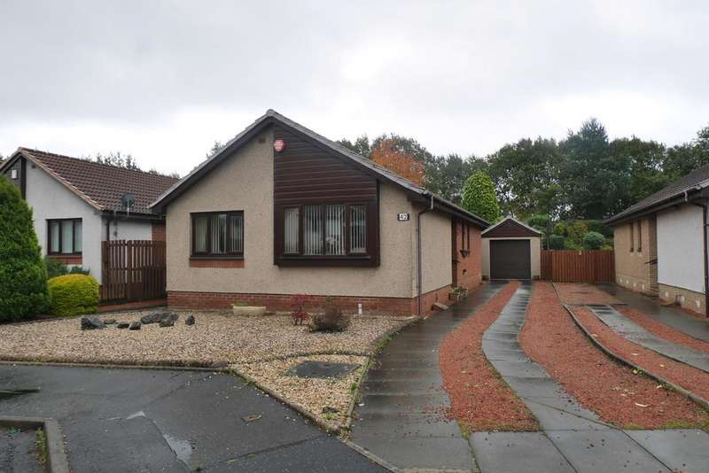3 Bedrooms Detached Bungalow for sale in Fereneze Grove, Barrhead G78