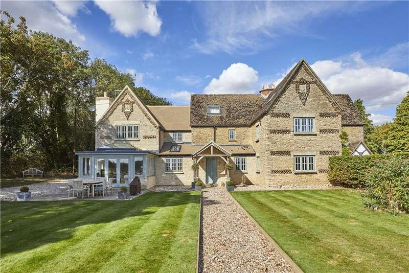5 Bedrooms House for sale in Stanford Road, Buckland, Faringdon, SN7