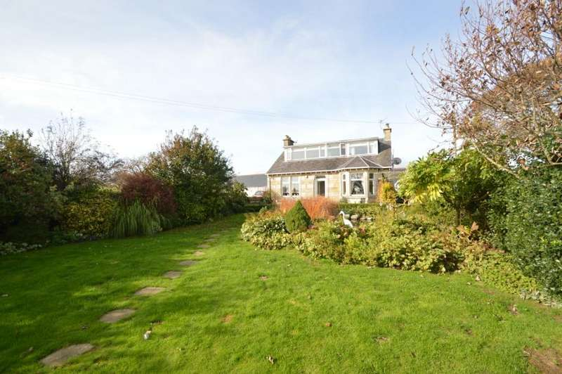 4 Bedrooms Detached House for sale in Whithurst Farmhouse, Kilwinning, North Ayrshire, KA13 6PF