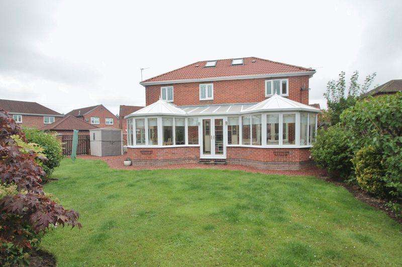 5 Bedrooms Detached House for sale in Springwell Close, Billingham