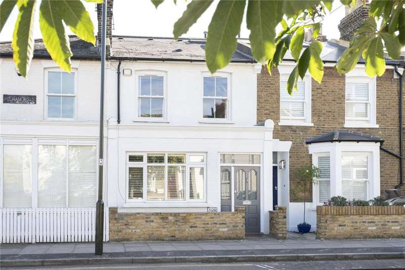 4 Bedrooms Terraced House for sale in Pelham Road, Wimbledon, London, SW19