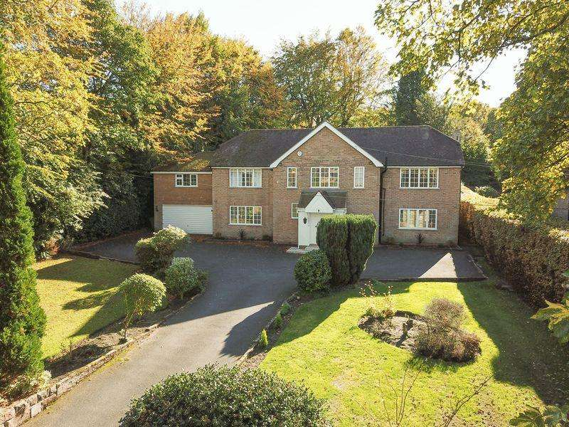 6 Bedrooms Detached House for sale in Grey Road, Altrincham, Cheshire