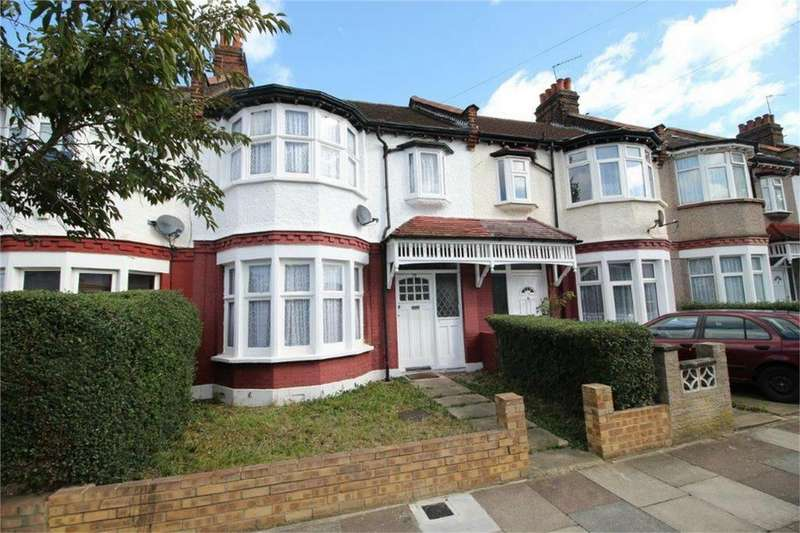 3 Bedrooms Terraced House for sale in Dewsbury Road, Dollis Hill