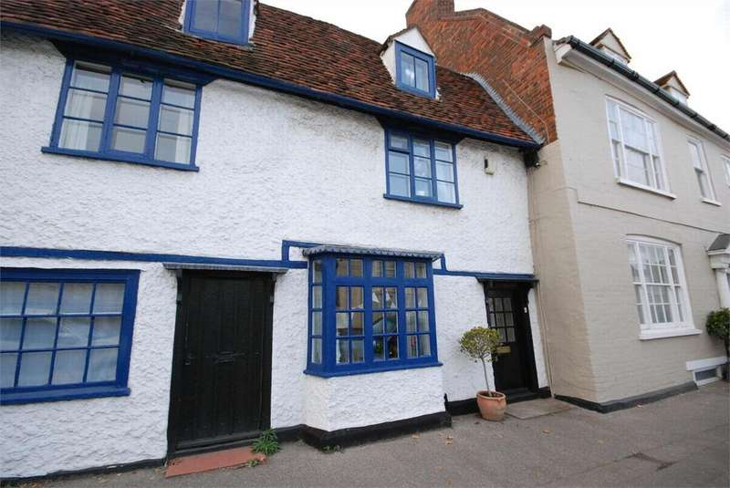 3 Bedrooms Terraced House for sale in High Street, Kelvedon, Essex