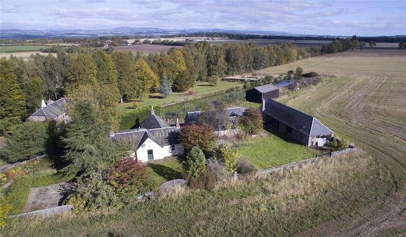 3 Bedrooms Detached House for sale in Belmont Lot 1: Nethermill Cottage, Newtyle, Blairgowrie, Perthshire