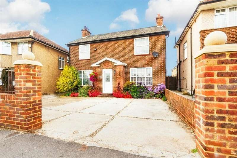 4 Bedrooms Detached House for sale in Falling Lane, West Drayton, Middlesex