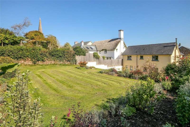 4 Bedrooms Detached House for sale in Masons Yard, Holbeton, Plymouth, Devon, PL8