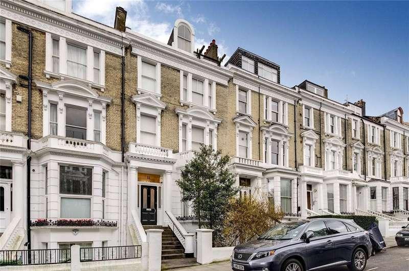 4 Bedrooms Flat for sale in Belsize Crescent, Belsize Park, London