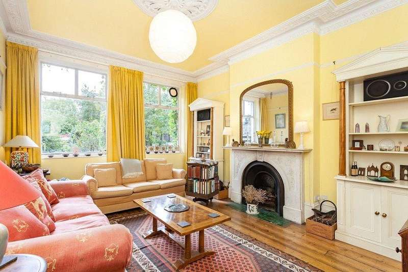 6 Bedrooms Semi Detached House for sale in Mercers Road, London, N19