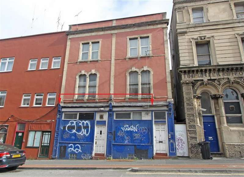 Apartment Flat for sale in Lawford Street, Old Market, Bristol