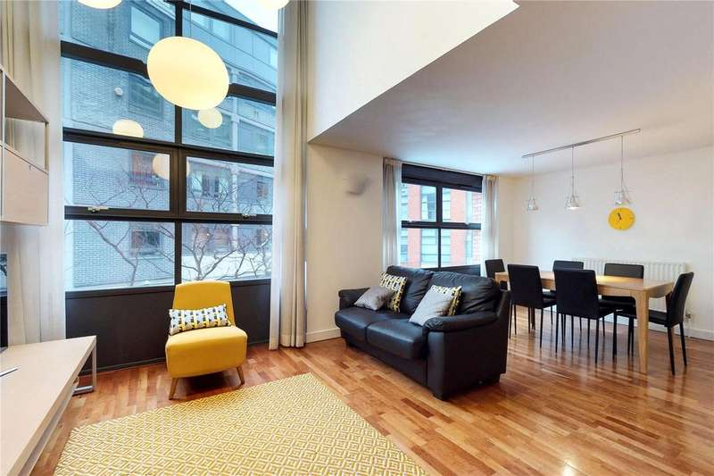 3 Bedrooms Flat for sale in City Pavilion, 33 Britton Street, London, EC1M