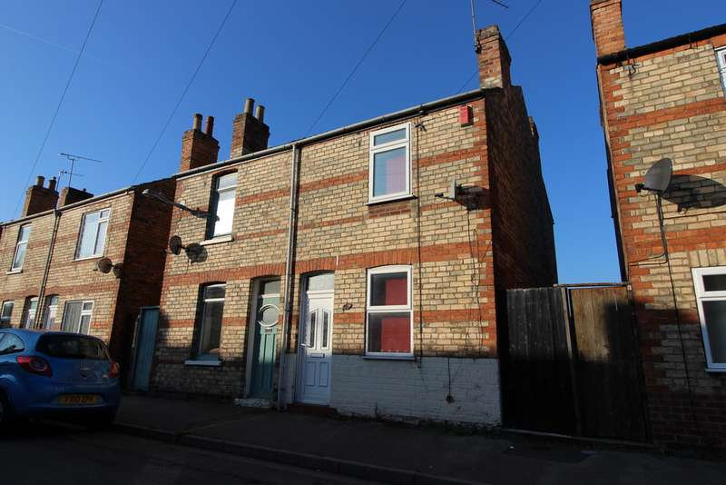 2 Bedrooms Semi Detached House for sale in Salisbury Street, Gainsborough DN21