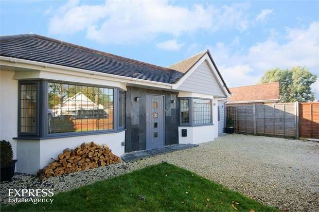 4 Bedrooms Detached Bungalow for sale in Branders Lane, Bournemouth, Dorset