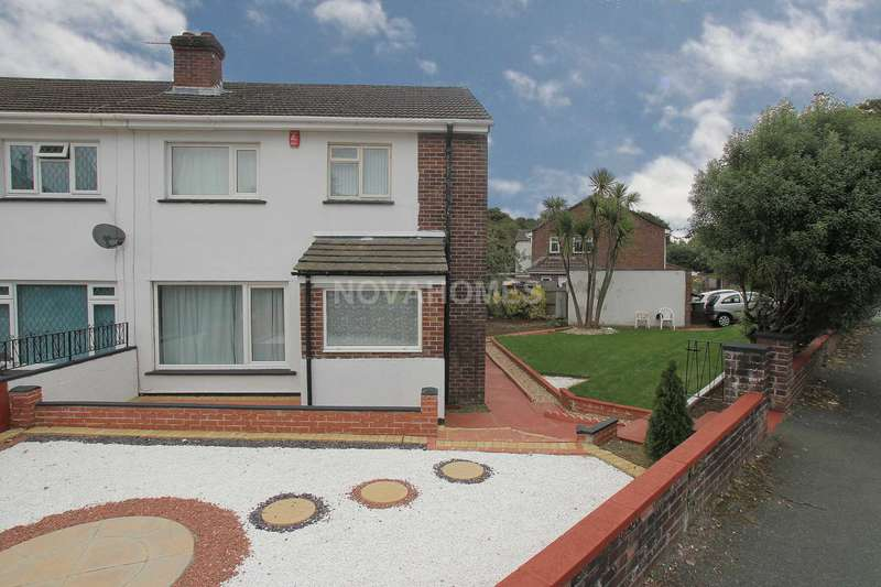 3 Bedrooms Semi Detached House for sale in St Erth Road, Manadon, Plymouth, PL2 3SW