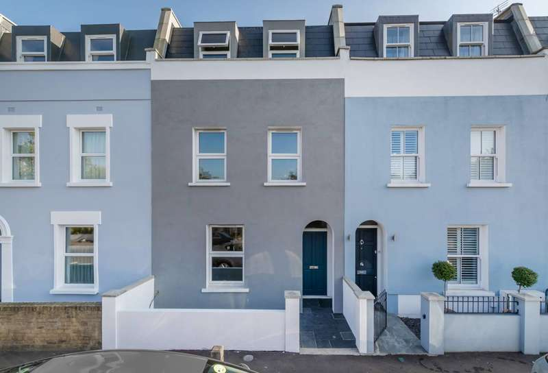 4 Bedrooms Terraced House for sale in Latchmere Road, Battersea, SW11