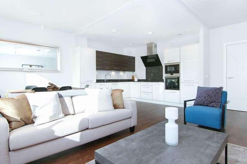 2 Bedrooms Flat for sale in 73/19 Canon Quarter, Logie Green Road, Edinburgh, EH7 4HF