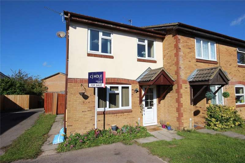 3 Bedrooms End Of Terrace House for sale in Railton Jones Close, Stoke Gifford, Bristol, BS34