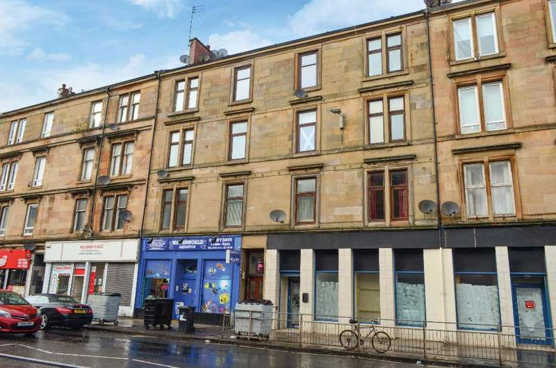 2 Bedrooms Flat for sale in Paisley Road West, Flat 1/3, Kinning Park, Glasgow , G51 1BU