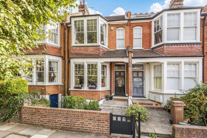 4 Bedrooms Terraced House for sale in Priory Avenue, Crouch End