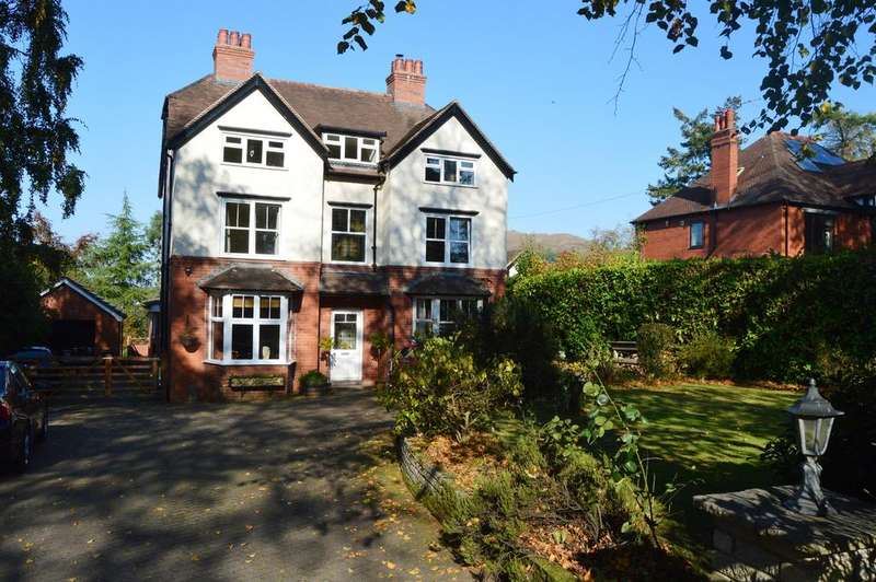 6 Bedrooms Detached House for sale in 85 Sandford Avenue, Church Stretton SY6
