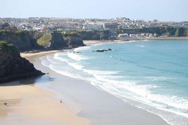 7 Bedrooms Detached House for sale in Newquay, Cornwall