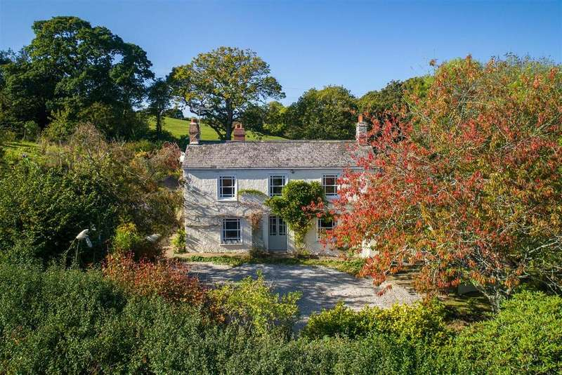 5 Bedrooms Detached House for sale in Kenwyn, Truro