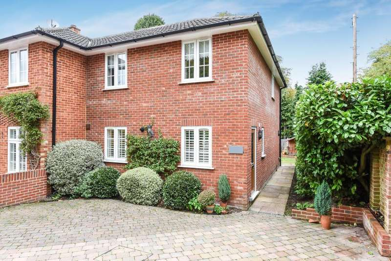 2 Bedrooms House for sale in South Ascot, Berkshire, SL5
