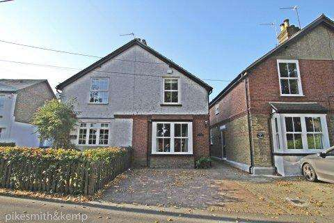 3 Bedrooms Semi Detached House for sale in Laurel cottages, COOKHAM, SL6