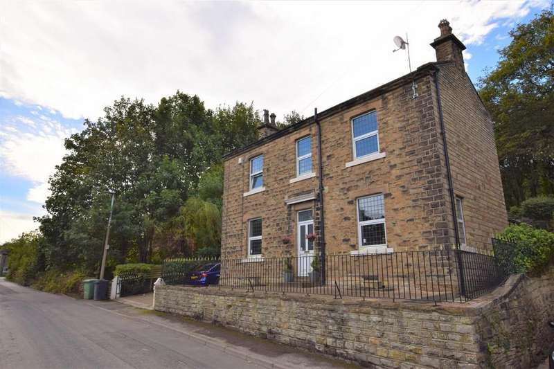 3 Bedrooms Detached House for sale in Lower Quarry Road, Huddersfield