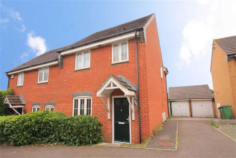 3 Bedrooms Semi Detached House for sale in Carvel Court, St Leonards-on-sea, East Sussex