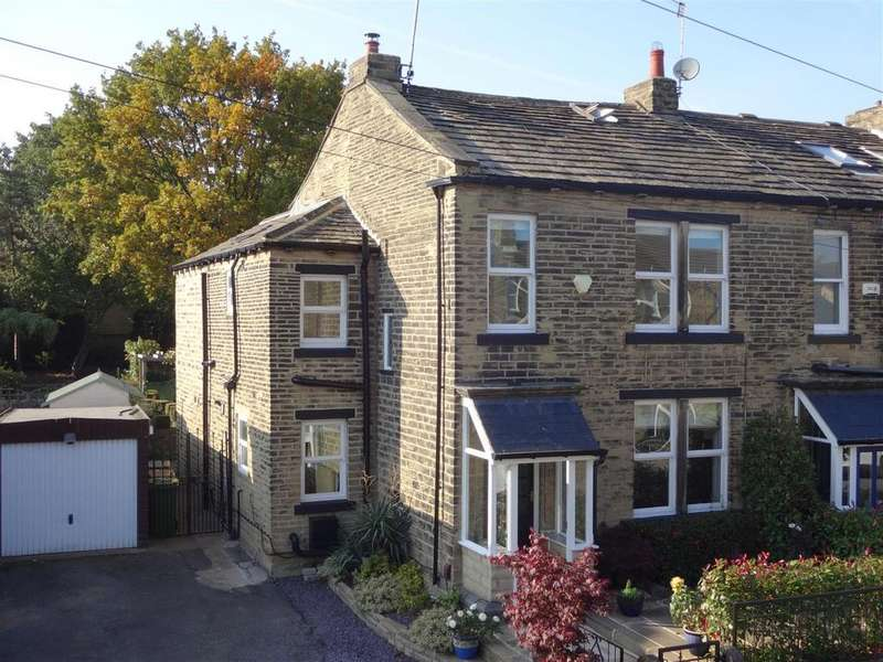 4 Bedrooms End Of Terrace House for sale in Thornhill Street, Calverley