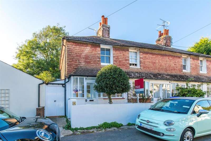 2 Bedrooms Semi Detached House for sale in Oak Cottages, Piddinghoe