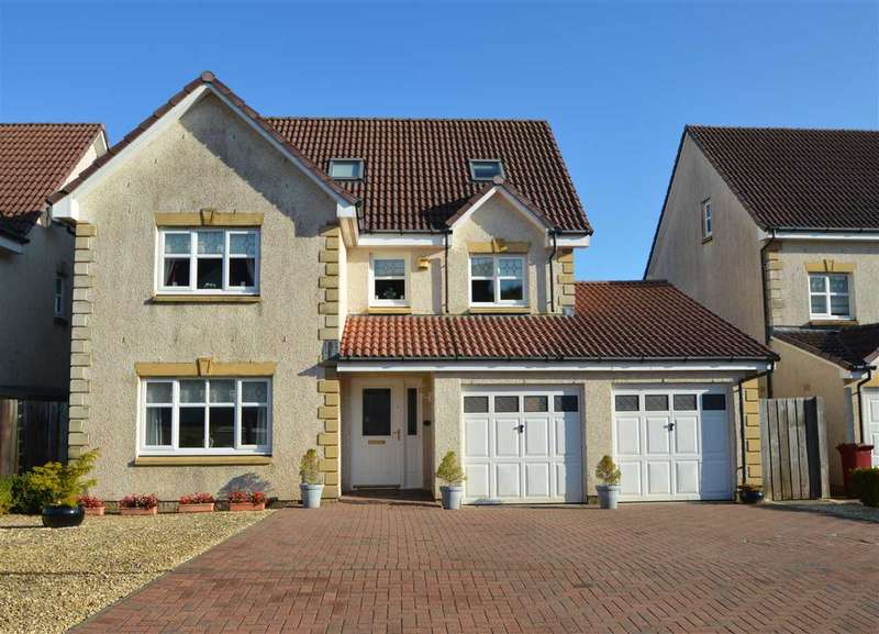 6 Bedrooms Detached House for sale in Pembury Crescent, Torhead Farm, Hamilton