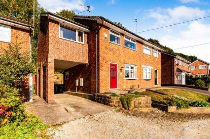 4 Bedrooms Semi Detached House for sale in Riverside Drive, Stoneclough, Manchester, Greater Manchester