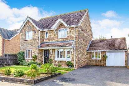 4 Bedrooms Detached House for sale in Ferriman Road, Spaldwick, Huntingdon, Cambridgeshire