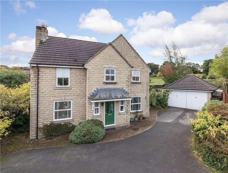 4 Bedrooms Detached House for sale in Monterey Drive, Allerton, Bradford