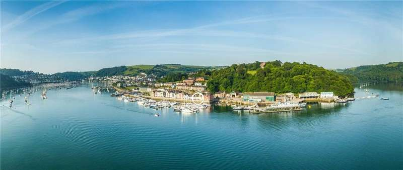 4 Bedrooms Terraced House for sale in Dart Marina, Sandquay Road, Dartmouth, Devon, TQ6