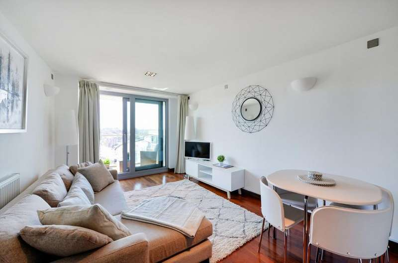 2 Bedrooms Apartment Flat for sale in Altura Tower, Battersea, SW11