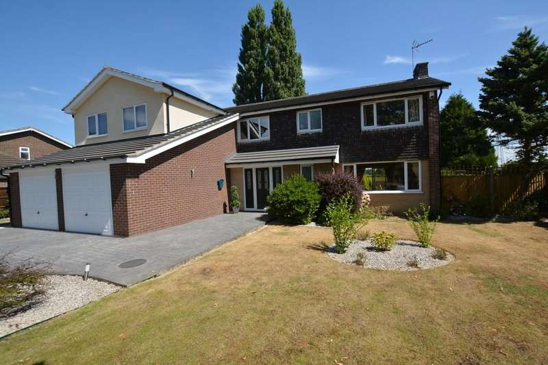 5 Bedrooms Detached House for sale in Priory Park, Thurgarton