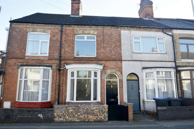 3 Bedrooms Terraced House for sale in John Street, Hinckley, Leicestershire, LE10 1UX