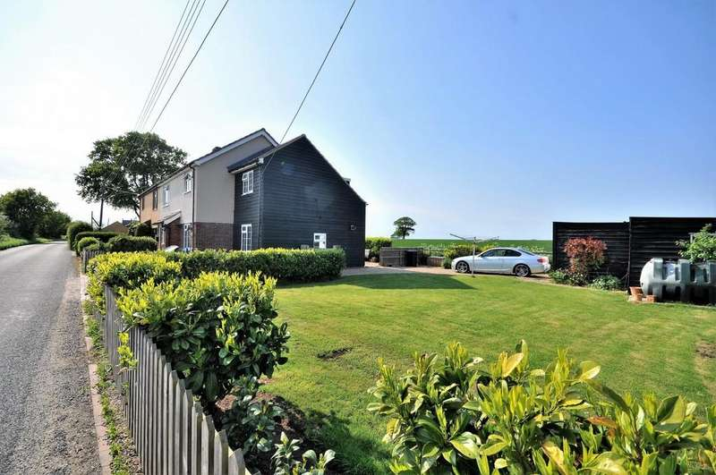 4 Bedrooms Semi Detached House for sale in Chapel Road, Beaumont, CO16 0AR