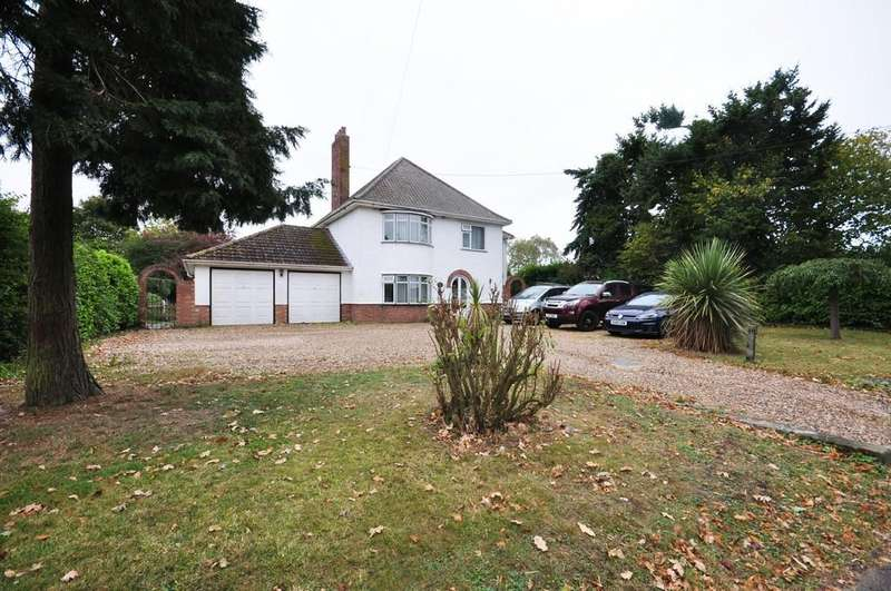 4 Bedrooms Detached House for sale in Victoria Hill, Eye