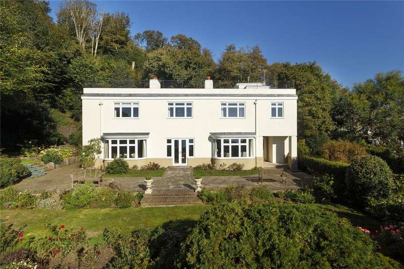 5 Bedrooms Detached House for sale in Undercliff, Sandgate, Folkestone, Kent