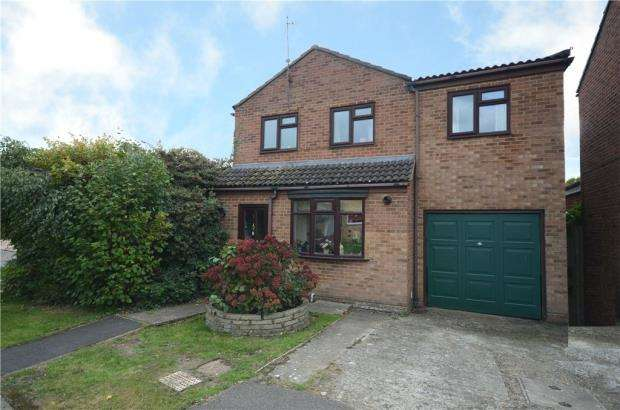 4 Bedrooms Detached House for sale in Balintore Court, College Town, Sandhurst