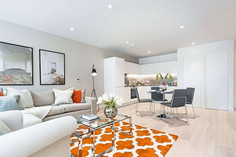 1 Bedroom Property for sale in Sienna House Royal Wharf London