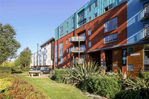1 Bedroom Flat for sale in 146 Ratcliffe Court, Chimney Steps, BRISTOL