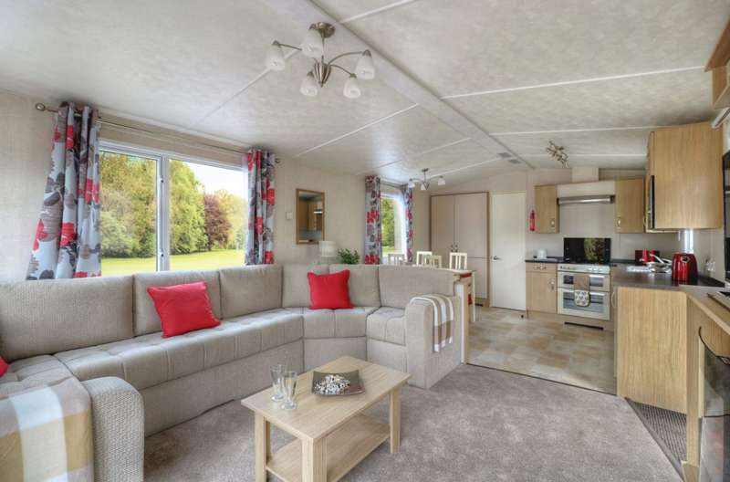 2 Bedrooms Lodge Character Property for sale in Malvern View, Worcestershire